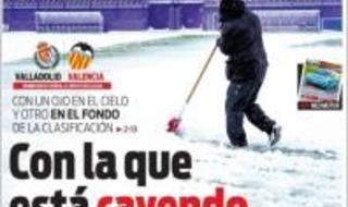 Las portada del domingo 10 de enero