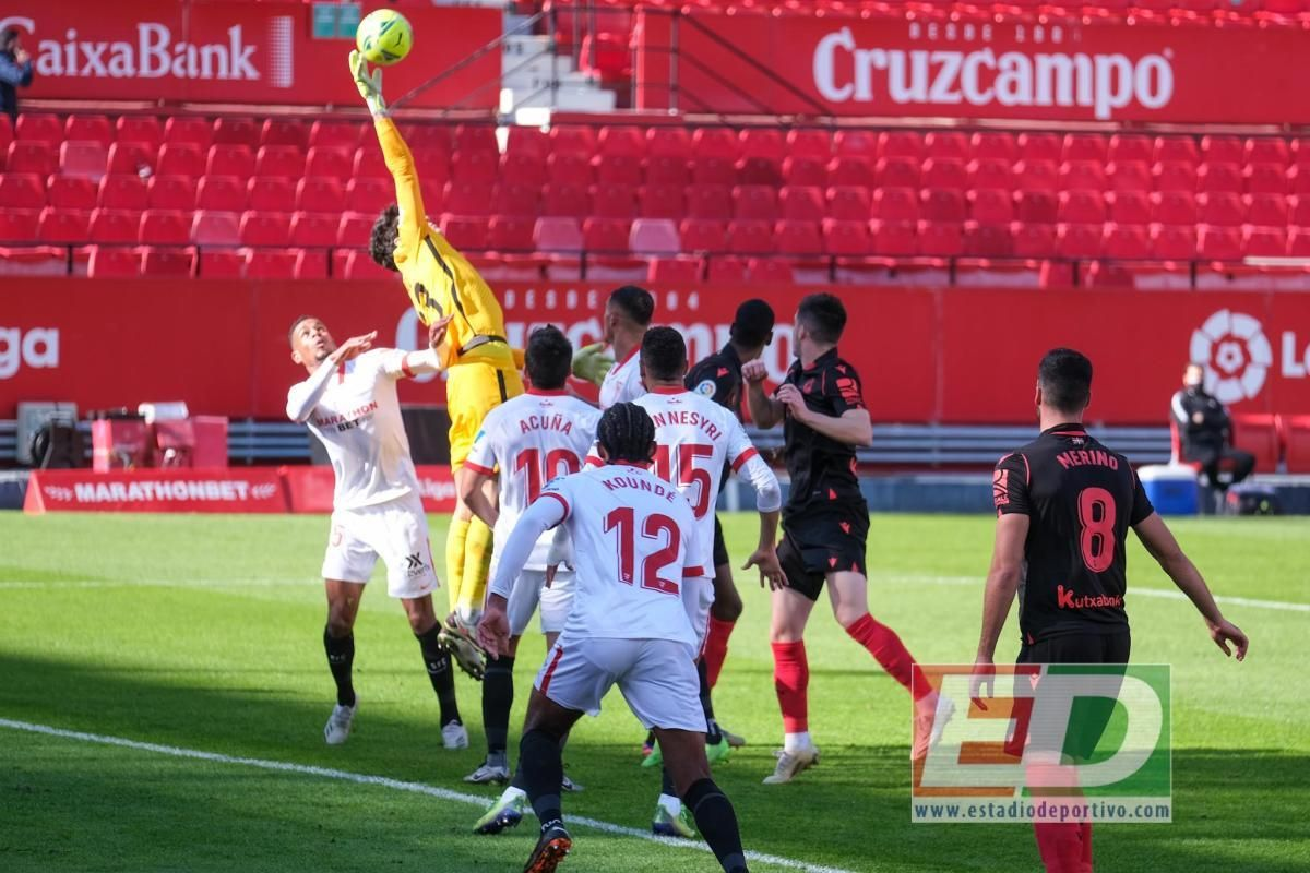 Valores de mercado del Sevilla FC