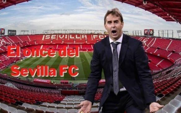 Posible once del Sevilla ante el Leganés en Copa
