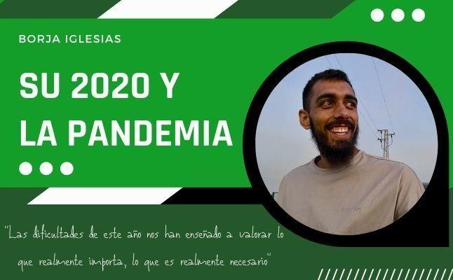 El 2020 de Borja Iglesias