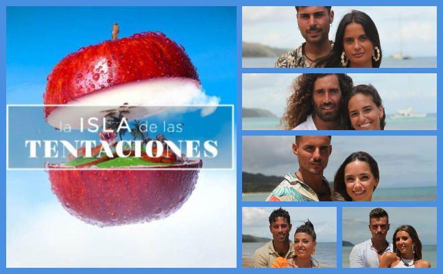 Las nuevas parejas de La isla de las tentaciones 3
