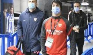 Las mejores imágenes del Alavés-Sevilla FC