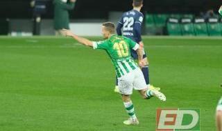 Las mejores imágenes del Betis-Celta