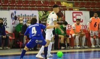 Las imágenes del Córdoba-Betis de fútbol sala