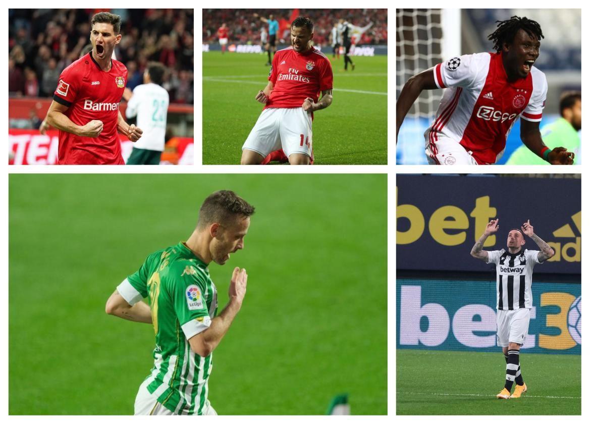 El 'top 15' de los goleadores más eficaces