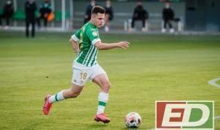 Las imágenes del Betis Deportivo-Rvo. Granada