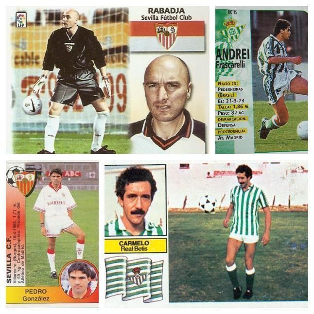 Jugadores 'peculiares' que pasaron por Sevilla y Betis
