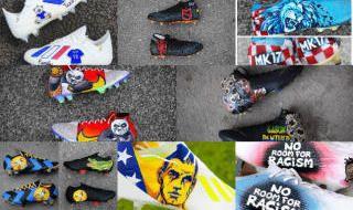Las botas más espectaculares del fútbol europeo