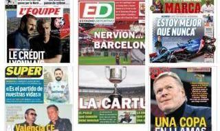 Las portadas de la prensa deportiva hoy miércoles 3 de marzo