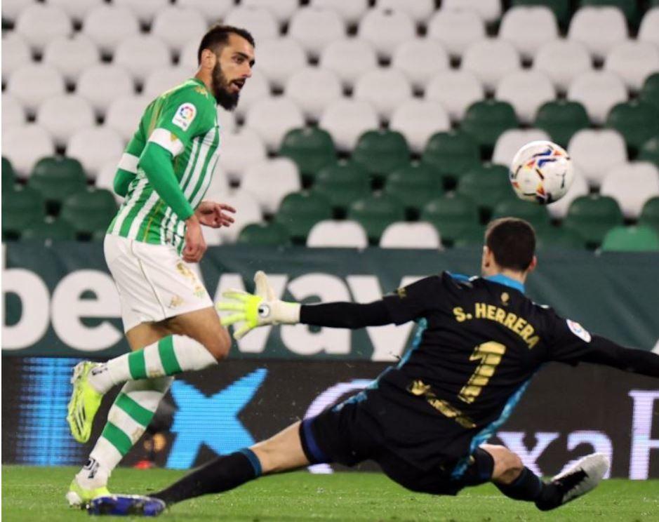 Borja Iglesias (Betis-Osasuna 1-0)