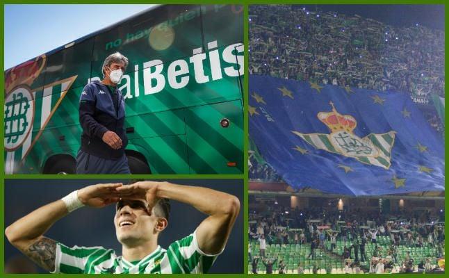 La lucha del Betis por Europa