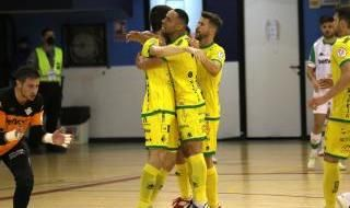 Las imágenes del Betis Futsal-Jaén Paraíso Interior