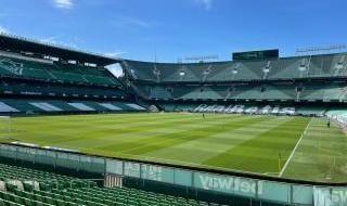 Las mejores imágenes del Betis-Valencia