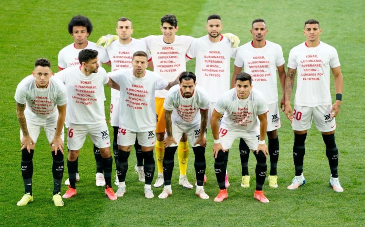 Las notas uno a uno del Sevilla FC