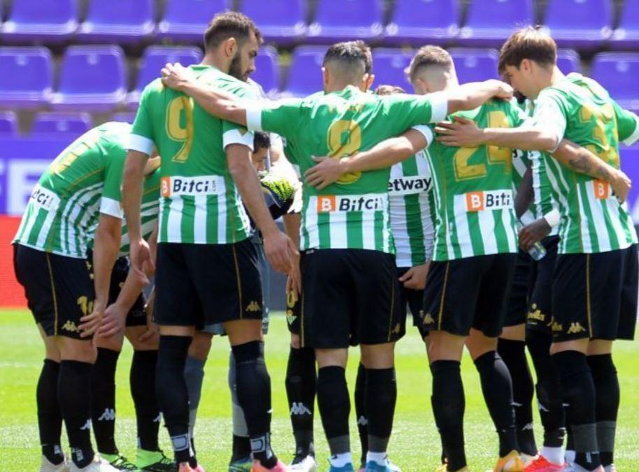 Las notas del Real Betis frente al Real Valladolid