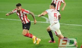 Las mejores imágenes del Sevilla FC-Athletic