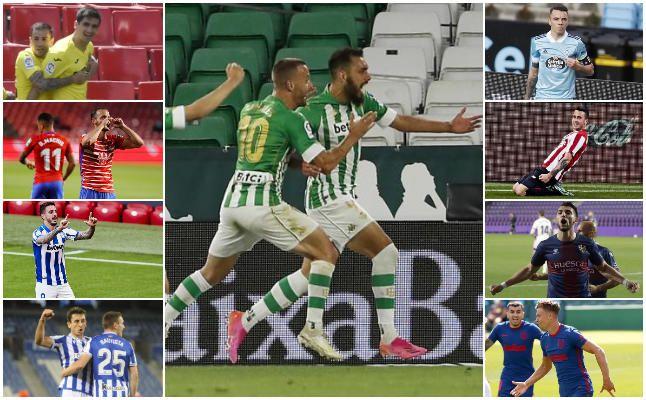 Trofeo Zarra: los máximos goleadores españoles de LaLiga 20/21