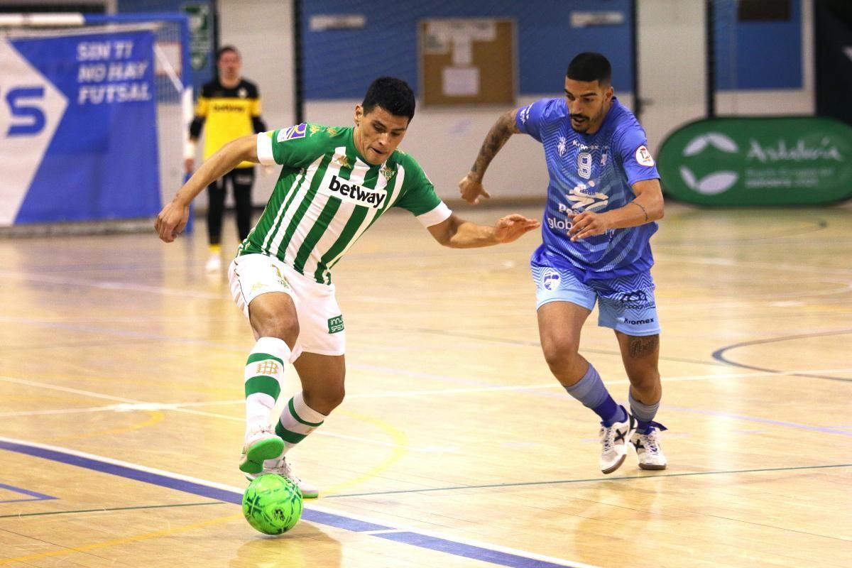 Fotos del BEtis Futsal-Peñíscola (3-1)