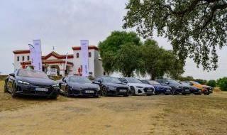 Roadshow de Audi RS