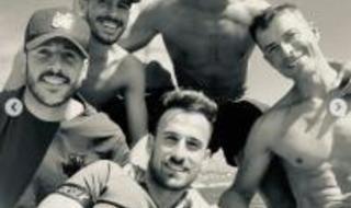 Las vacaciones de los jugadores del Sevilla FC