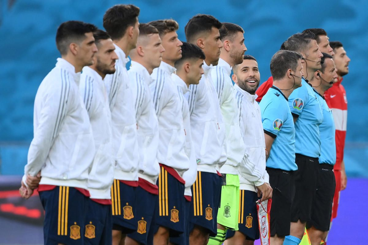 Las notas de la selección española ante Polonia en la Eurocopa 2020