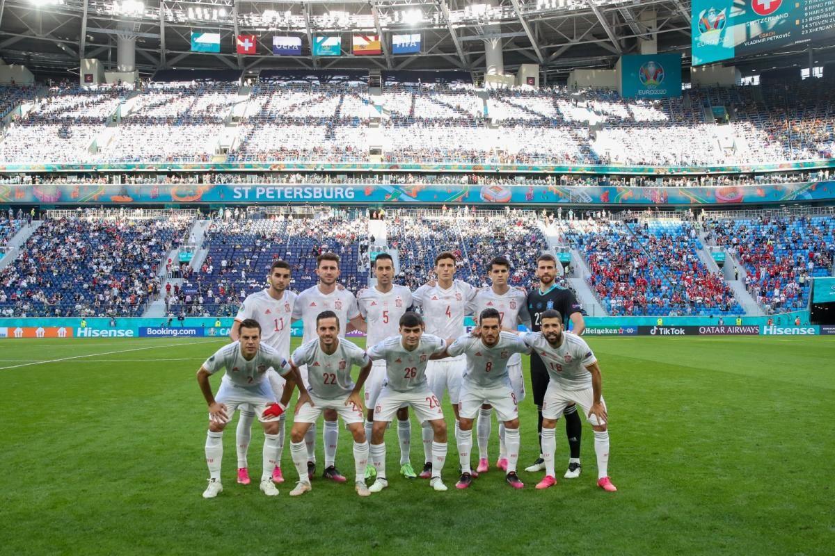 Las notas de los jugadores de España ante Suiza