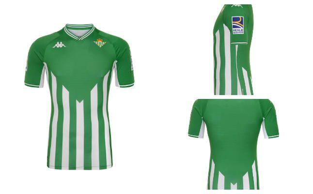 Primera Equipación Real Betis