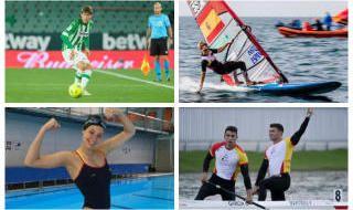 Deportistas sevillanos olímpicos
