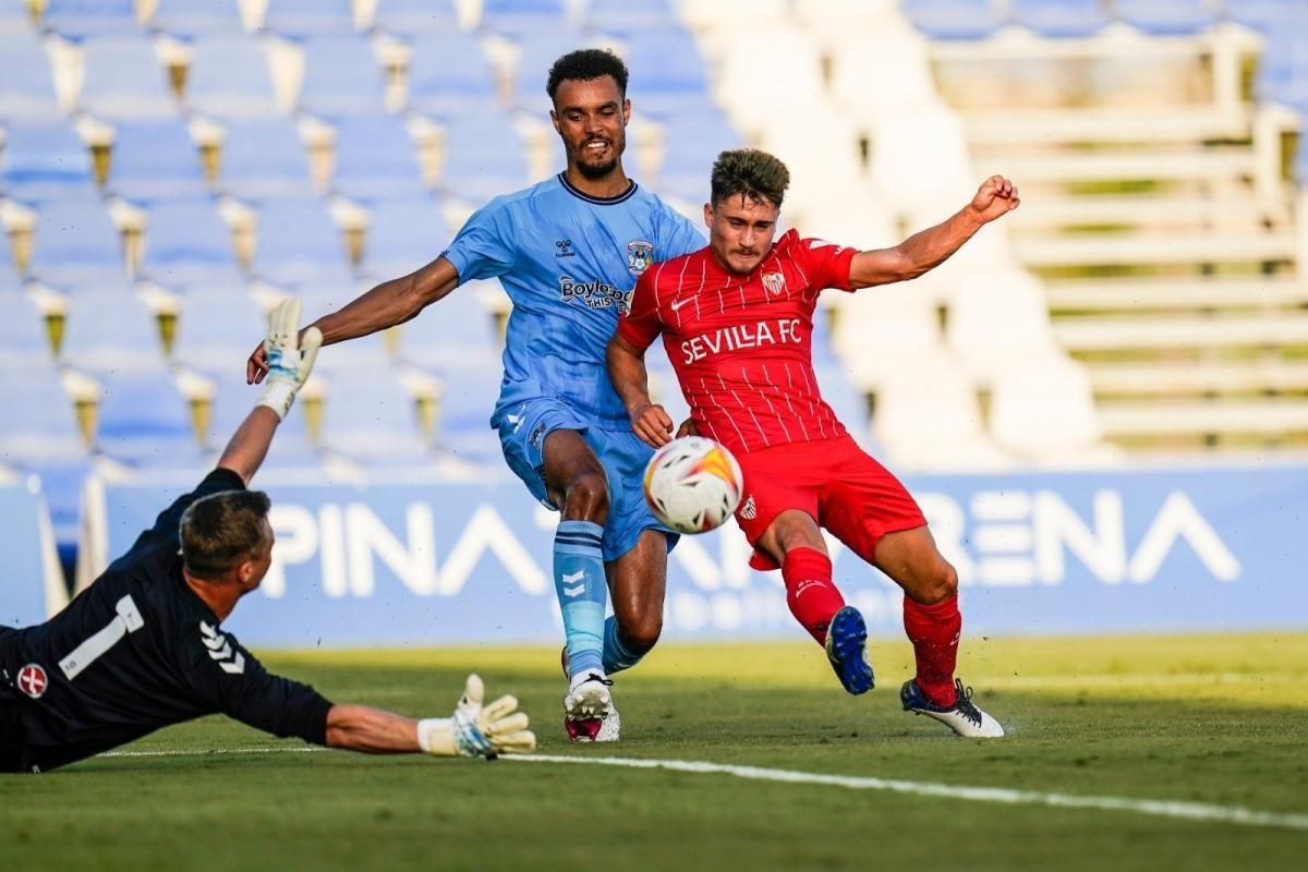 Las notas del Sevilla FC frente al Coventry City