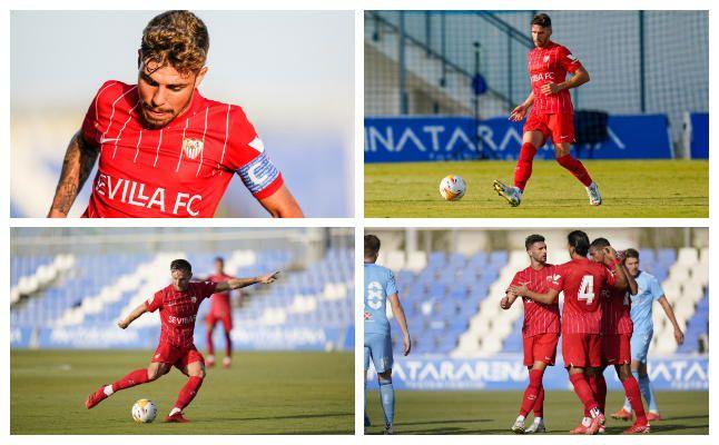 El Sevilla FC-Coventry City, en imágenes