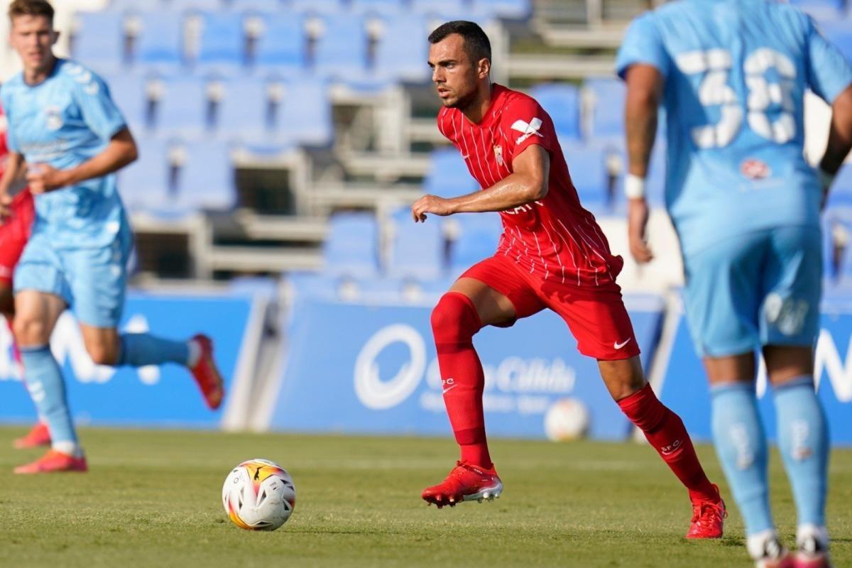 SEVILLA FC 4-0 COVENTRY CITY