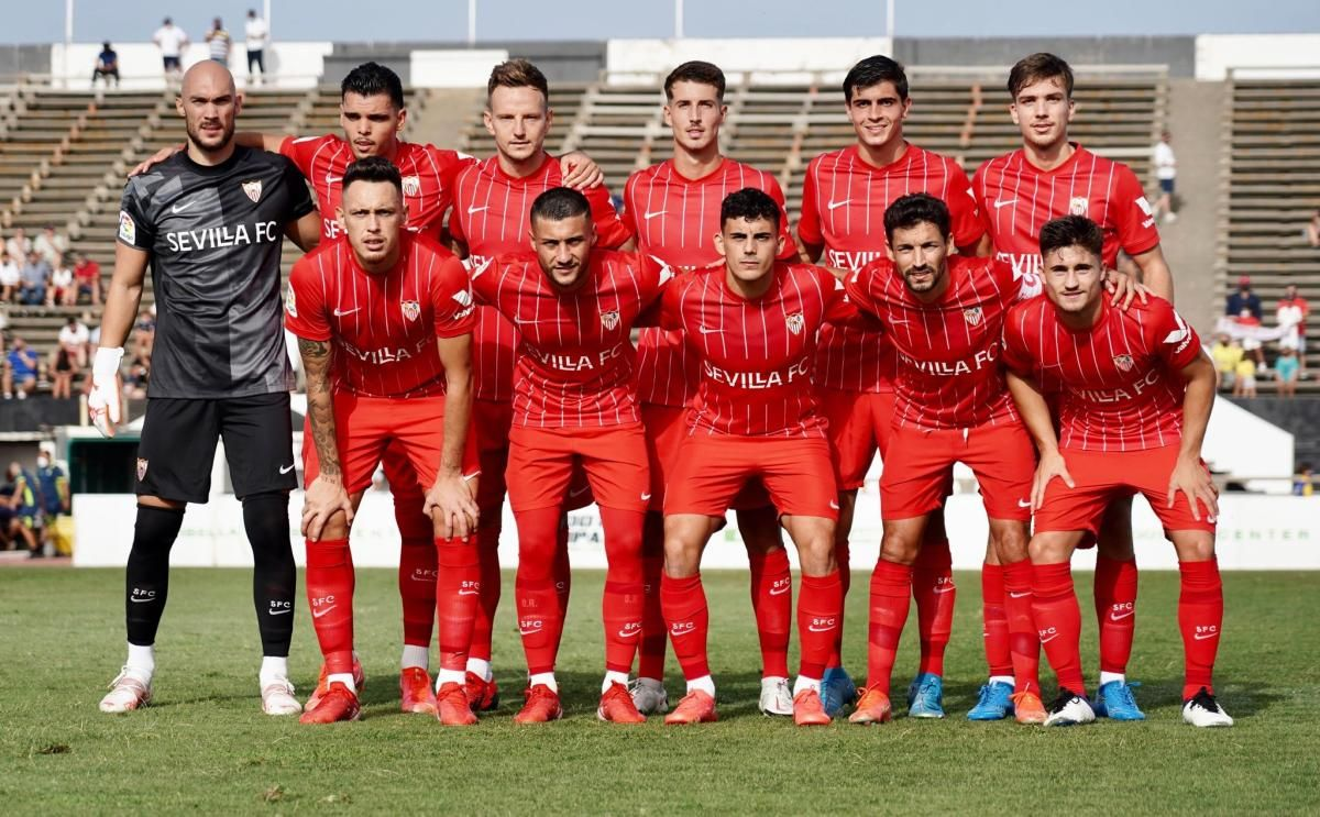 Las notas del Sevilla FC ante la UD Las Palmas