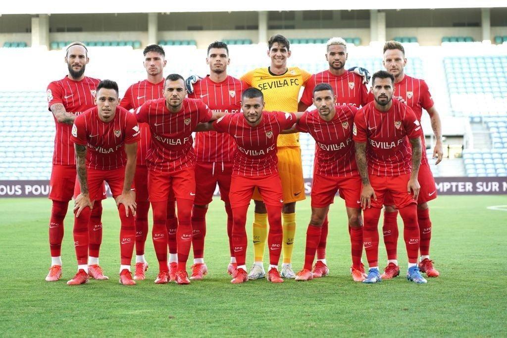 Las notas del Sevilla FC ante el PSG