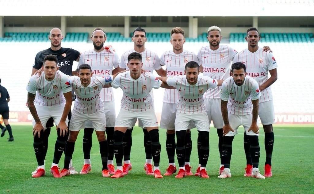 Las notas del Sevilla FC ante la AS Roma