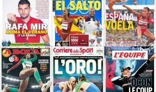 Las portadas del lunes 2 de agosto