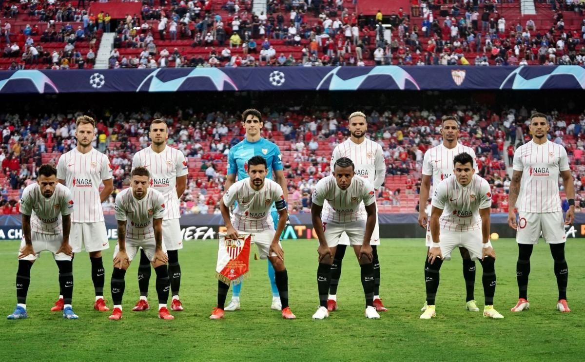 Las notas del Sevilla FC ante el RB Salzburgo