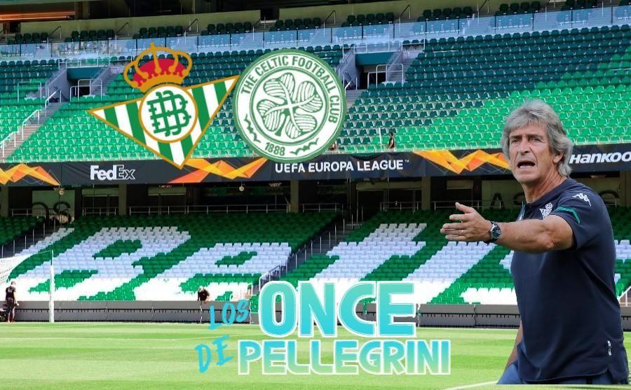 El posible once del Betis ante el Celtic