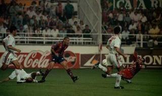 Los mil partidos de Monchi en el Sevilla FC