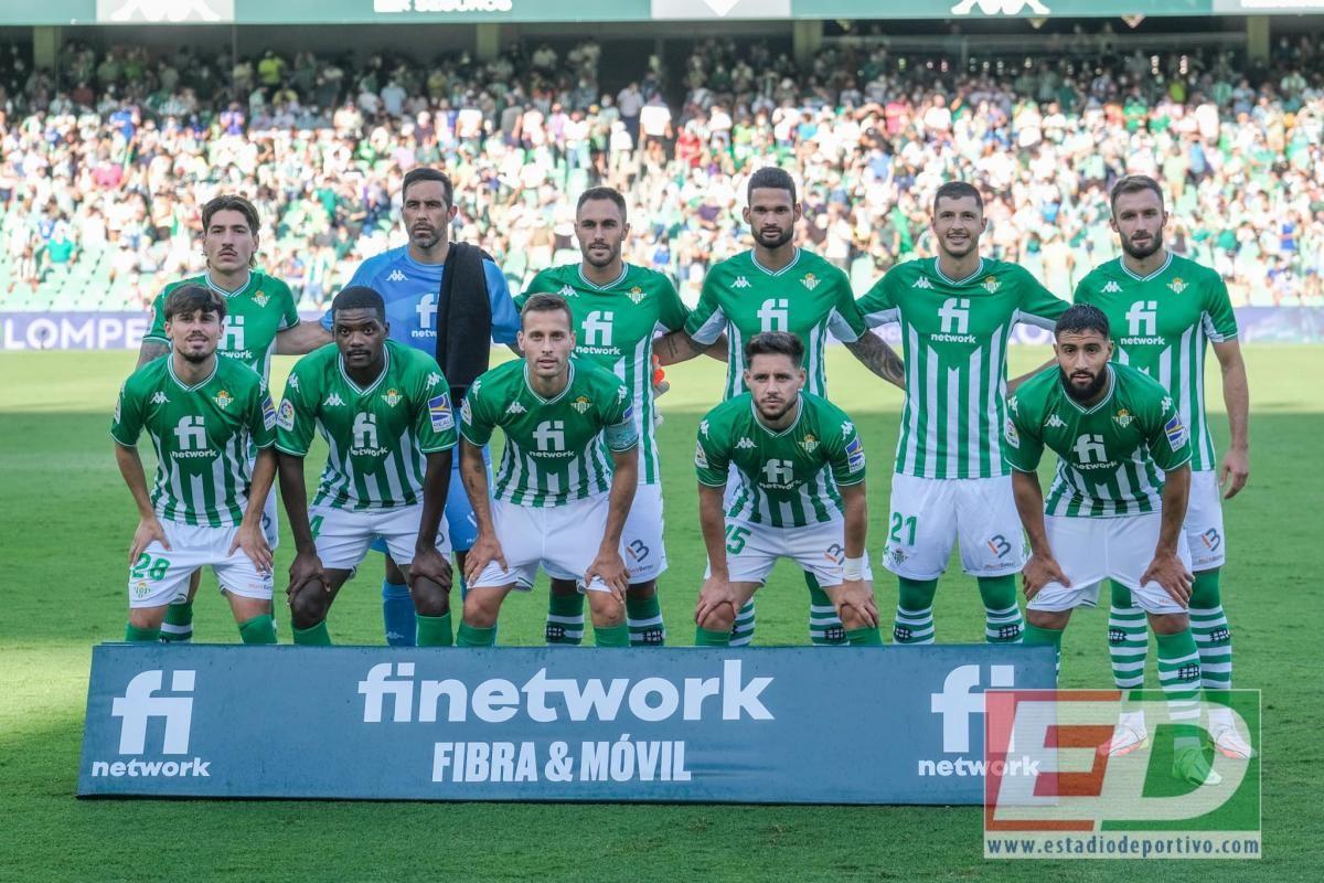 Las notas de los jugadores del Betis ante el Espanyol