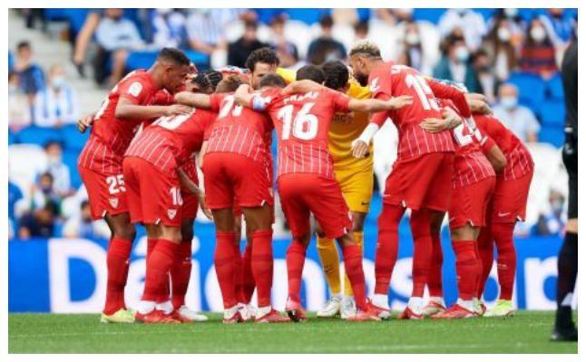 Las notas del Sevilla FC contra la Real Sociedad
