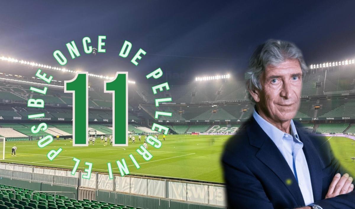 El posible once del Real Betis ante el Getafe