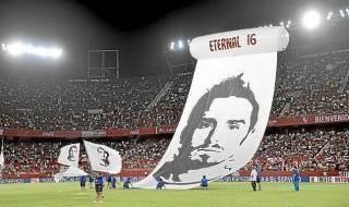 Se cumplen 15 años del debut de Antonio Puerta con la selección española