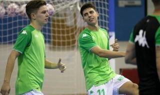Las imágenes del Real Betis Futsal-El Pozo Murcia