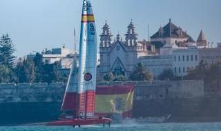 Sail GP Bahía de Cádiz (inauguración)