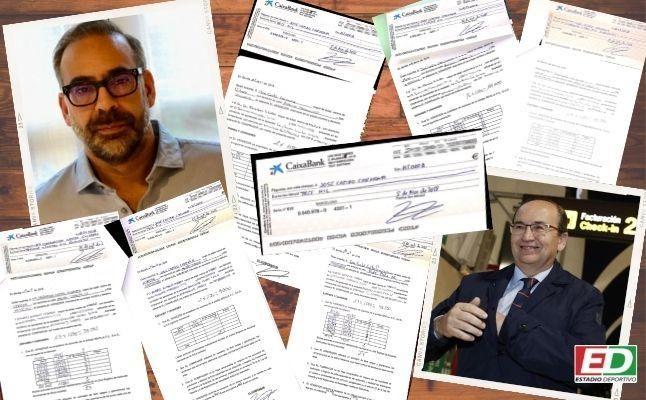 Las acciones que Castro vendió a 777 Partners