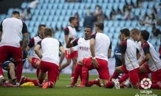 Las mejores imágenes de la victoria del Sevilla FC ante el Celta
