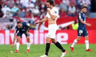 El posible 11 del Sevilla FC contra el Lille