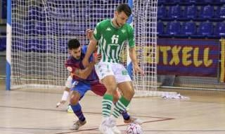 Betis Futsal ante el Barça